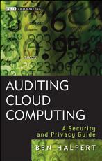 Auditing Cloud Computing PDF