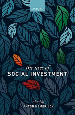 The Uses of Social Investment PDF