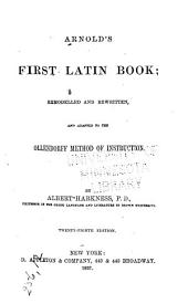 Arnold's First Latin Book