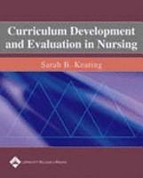 Curriculum Development and Evaluation in Nursing PDF