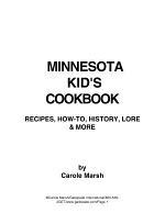 Minnesota Kid's Cookbook