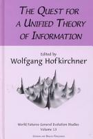 The Quest for a Unified Theory of Information PDF