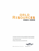 World Resources 2002 2004  Decisions for the Earth   Balance  Voice  and Power PDF