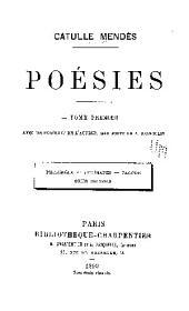 Philoméla, Sérénades, Pagode, Soirs moroses