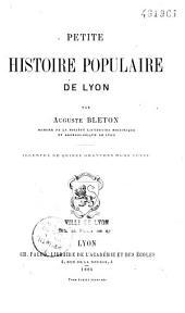 Petite histoire populaire de Lyon