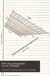 Über die nomographie von m. D'Ocagne: Eine einführung in dieses gebiet
