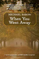 When You Went Away Book