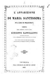 L'apparizione di Maria Santissima sul lido di Palestrina