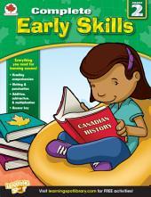 Early Skills, Grade 2: Canadian Edition