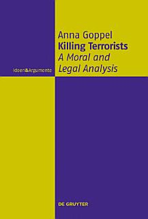 Killing Terrorists Book