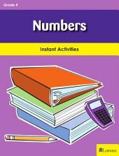 Numbers: Instant Activities