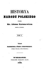 Historya narodu polskiego: 5