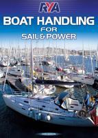 RYA Boat Handling for Sail and Power  E G68  PDF