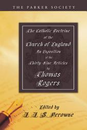 The Catholic Doctrine of the Church of England