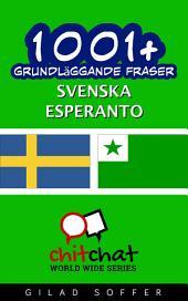 1001+ grundläggande fraser svenska - Esperanto