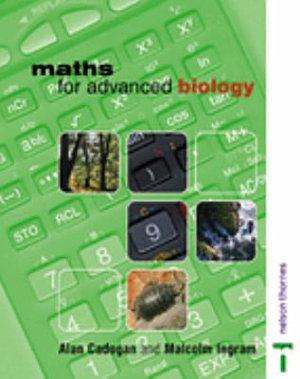 Maths for Advanced Biology PDF