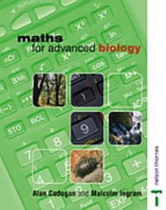 Maths for Advanced Biology Book