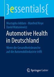 Automotive Health in Deutschland PDF