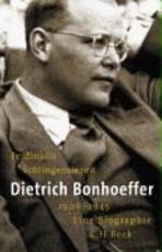 Dietrich Bonhoeffer  1906 1945 PDF