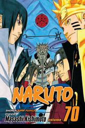 Naruto, Vol. 70: Naruto and the Sage of Six Paths