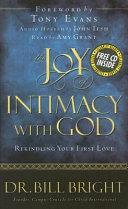 The Joy Of Intimacy With God Book PDF