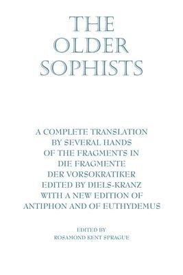 The Older Sophists PDF