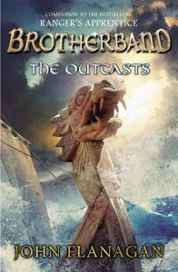 The Outcasts Book