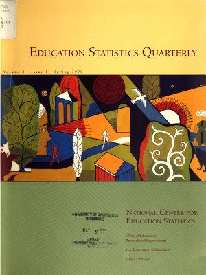 Education Statistics Quarterly PDF