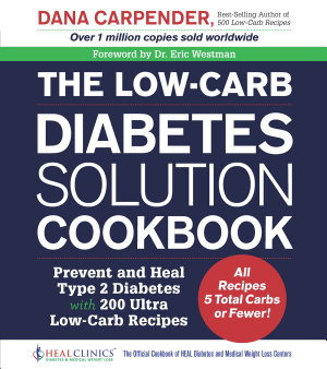 The Low Carb Diabetes Solution Cookbook PDF