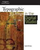Typographic Design in the Digital Studio