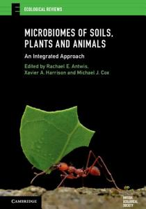 Microbiomes of Soils  Plants and Animals PDF