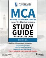 MCA Modern Desktop Study Guide with Online Labs PDF