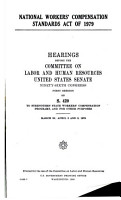 National Workers  Compensation Standards Act of 1979 PDF