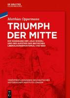 Triumph der Mitte PDF
