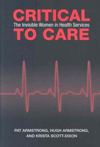 Critical to Care PDF