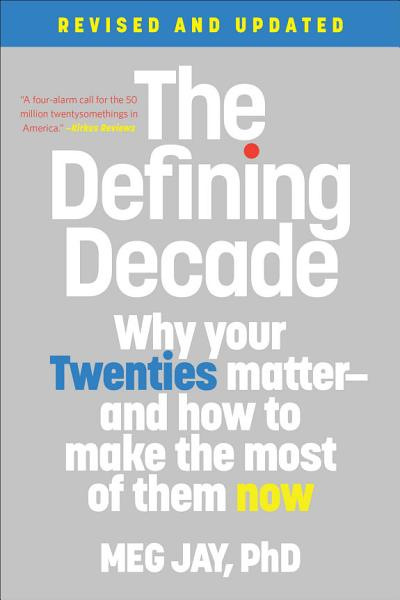 Download The Defining Decade Book