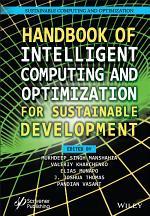 Handbook of Intelligent Computing and Optimization for Sustainable Development