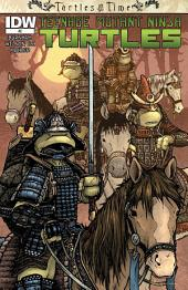 Teenage Mutant Ninja Turtles: Turtles in Time #2