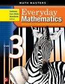 Everyday Mathematics  Grade 3  Math Masters PDF