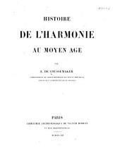 Histoire de l'harmonie au moyen âge