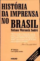 Hist  ria da imprensa no Brasil PDF