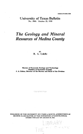 Bulletin: Bureau of Economic Geology publications, Issue 60