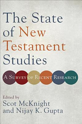 The State of New Testament Studies