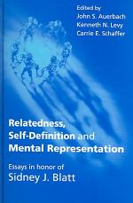 Relatedness, Self-definition, and Mental Representation