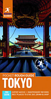 Pocket Rough Guide Tokyo  Travel Guide with Free Ebook  PDF