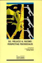 Del prejuicio al racismo: perspectivas psicosociales