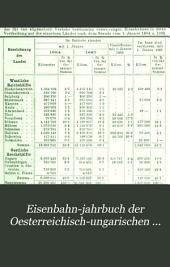Eisenbahn-Jahrbuch der oesterreichisch ungarischen Monarchie: Band 18