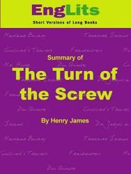 Englits The Turn Of The Screw Pdf  Book PDF