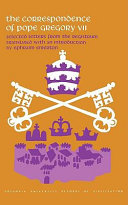 The Correspondence of Pope Gregory VII PDF