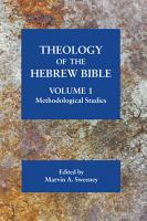 Theology of the Hebrew Bible  Volume 1 PDF